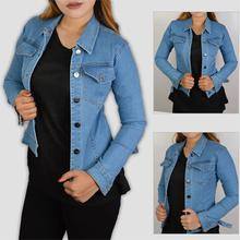 Women Summer Fashion Jeans Jacket