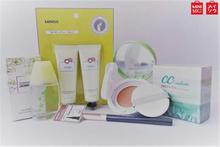 Miniso Pocket Friendly Gift Combo For Her- Hand Cream, Perfume, CC Cushion, Eyeliner / Birthday Gift