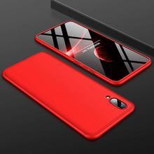 GKK 360° Protective Case For Vivo V11 Pro -Red