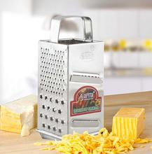 Stainless Steel Multi Purpose 4 In 1 Slicer And Grater