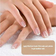 WishCare® Premium Cold Pressed Castor Oil - Pure & Virgin