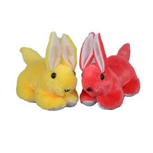 Pack Of 2 Small Bunny Rabbit Soft Cuddly Toys