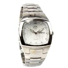 Fujitime M2912 Analog Stainless Steel White Dial Watch For Men