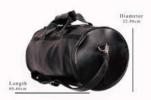 Unisex Capsule Duffle Bag One Year Warranty (9730)