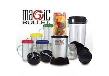 Magic Bullet Mixer Juicer Food Processor Set  (1 Year warranty )