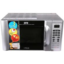 IFB 17PG3S 17 L Grill Microwave Oven - (Silver)