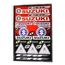 Decals (stickers) - Suzuki