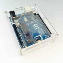 Arduino Uno Casing (Transparent Box)