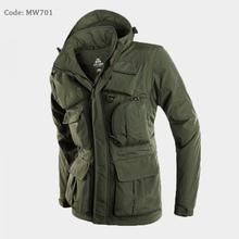 Men Winter Windproof Warm Jacket