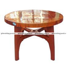 Bagmati Plastic Table | Round