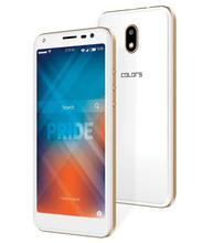 Colors Pride 5E (1 GB RAM, 8 GB ROM) - White/Gold