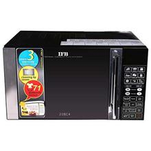 IFB 20BC4 20L Convection Microwave Oven - Black