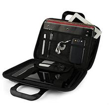 Cratos Laptop Messenger Office Bag, 15.6 inch & Thigh Support
