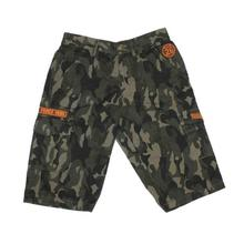 Camo Combat Printed Shorts for Boys - (131246518676)