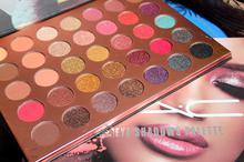 Newest MAC 3D Eye shadow Makeup 35 Colors Eyeshadow Palette