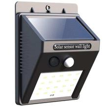 30 LED Solar Powered Motion Activated LED Solar Light