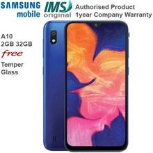 "Samsung Galaxy A10 2GB Ram 32GB Rom, 13mp Back, 5mp Front Camera, 6.2"", 3400MH"