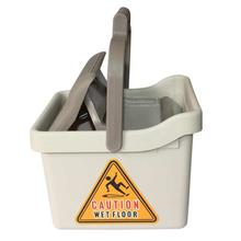 Grey Wringer Mop Bucket