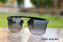 Dior Steampunk Black Frame With Polarized Steampunk Black Lens Wayfarer Sunglasses For Men & Women