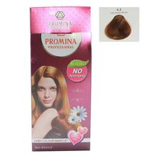 Promina Professional Hair Color (4.3 Light Golden Brown) - 80ml x 2