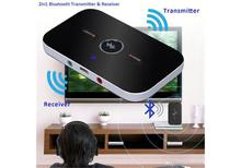 2-In-1 Bluetooth Transmitter And Receiver 3.5mm Wireless Adapter