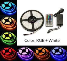 16.4 ft (5m) RGB LED Strip – Flexible 300 Leds Color Changing RGB SMD5050 LED Light Strip – Powerful, Bright, and Long Lasting Lights