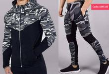 Men's Fashion Warm Tracksuit Set