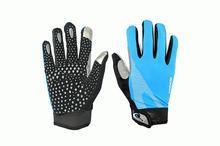 Sonny Touch Hand Gloves - Black/Blue