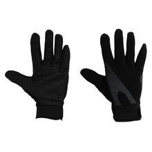 Inner Fur Rubber Grip Hand Gloves For Men