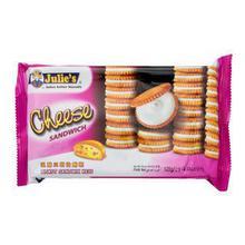 JULIE'S Cheese SANDWICH BISCUIT