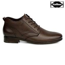 0283 Lace-Up Casual Shoes For Men - Dark Brown