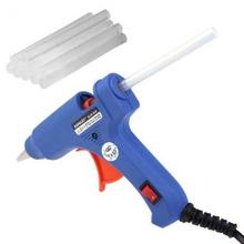 100W Hot Glue Gun with 10pc Free Glue Sticks