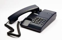 Beetel Black Corded Telephone - B11