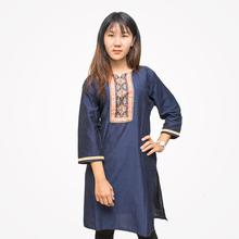 Blue Tops Kurti For Women (LP - AF -K98)