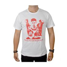 YOU WILL NEVER WALK ALONE The Legends of LIVERPOOL Unisex T-Shirt