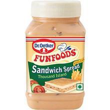 Funfoods Sandwich Spread Thousand Island-300gm