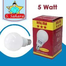 Royal Star B22 LED Bulb-9 Watt