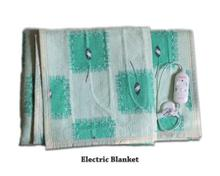 Electric Blanket Double Bed 120 cm X 150 cm (Thick)