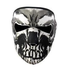 FashionieStore Face Mask Anti-fog Anti Respirator Anti Dust Haze Snowboard Motorcycle Sport Skull Winter Warmer Half Face Mask