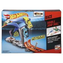 Mattel BGJ50 Hot Wheels Double Jump Duel Track