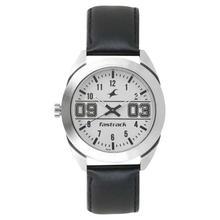 Fastrack Varsity Grey Dial Analog Watch For Men - 3175SL01