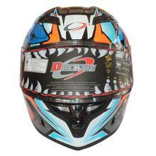 Decken Shark Edition Full Helmet