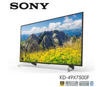 Sony KD-49X7500F (49-inch) Ultra HD 4K Smart LED TV