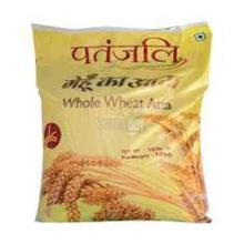 Patanjali Whole Wheat Atta - 5 kg