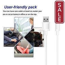 SALE- 1M Micro USB Phone Cable New Micro USB 2.0 Fast Quick Charge