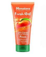 Himalaya Fresh Start Oil Clear Face Wash, Peach, 50ml