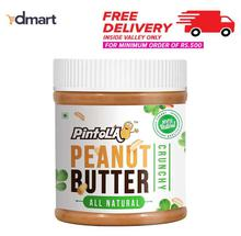 Pintola Unsweetened Crunchy All Natural Peanut Butter, 350g