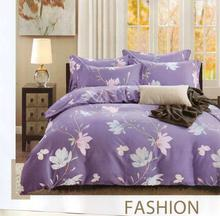 Cotton Bed Sheet With 2 Pillow Cover And 1 Blanket Cover - King Size
