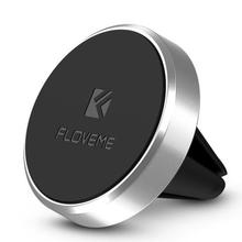FLOVEME Magnetic Car Phone Holder Stand For iPhone X XS XR Samsung S9 Magnet Air Vent Mount Holder For Cell Mobile Phone In Car