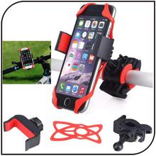 Universal Mobile Holder For Bicycle And Motor Bike